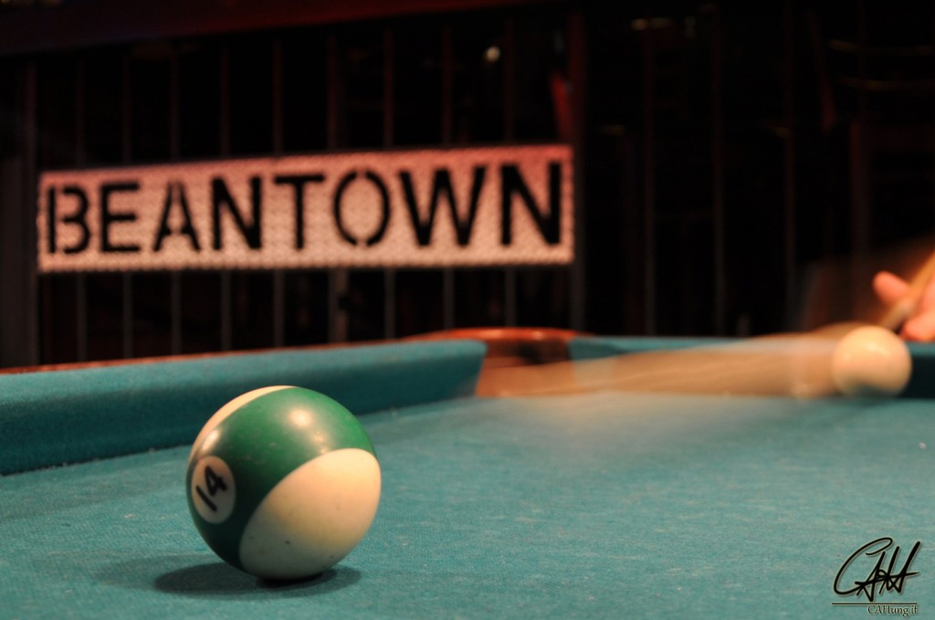 Beantown pooltable