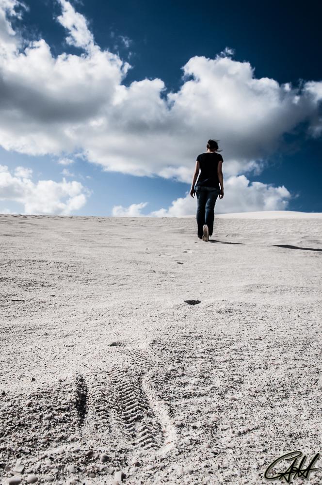 Camminando verso l'infinito