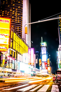 Time Square in Tone Mapping